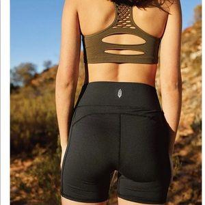 Free People Bike Shorts